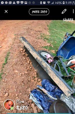 Plow for Sale in Rocky Mount, VA