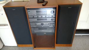 Sony home stereo system for Sale in Tracy, CA
