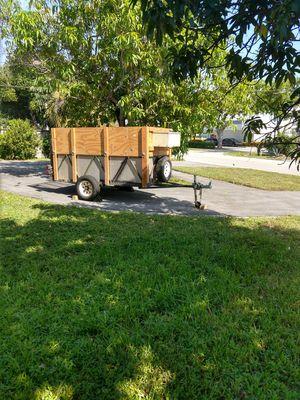 Utility trailer for sale for Sale in Boca Raton, FL