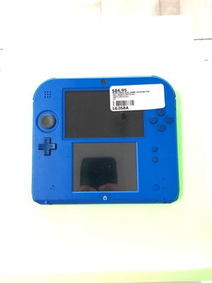 Nintendo 2DS for Sale in Houston, TX