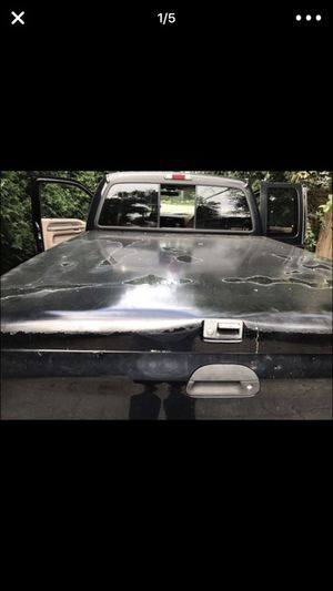 F250 ford parts truck cover cap tonneau for Sale in Chicago, IL