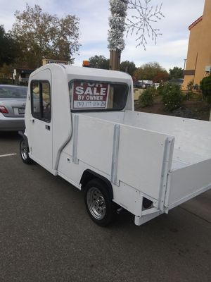 2010 Columbian utility golf cart for Sale in Temecula, CA