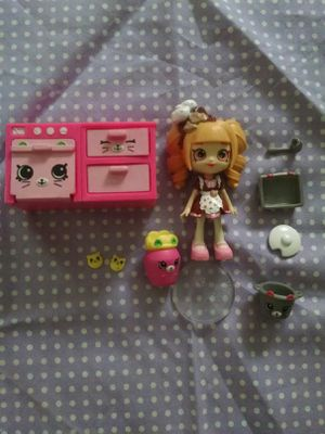 Happy places Shopkins doll Coco cookie kitchen for Sale in Holly Springs, NC