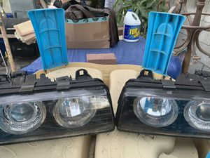 Bmw e 36 3 series halo headlights for Sale in Los Angeles, CA