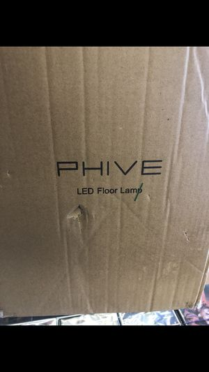 LED floor lamp for Sale in Columbus, OH