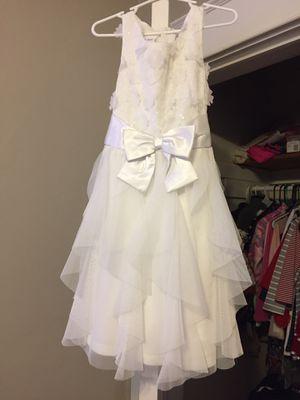 Beautiful White Girls Dress! for Sale in Apopka, FL