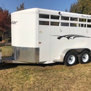 2020 trails west less than five months old in immaculate condition not even a scratch anywhere for Sale in Clovis, CA