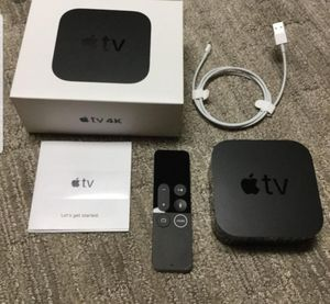 4k apple tv for Sale in Chicago, IL