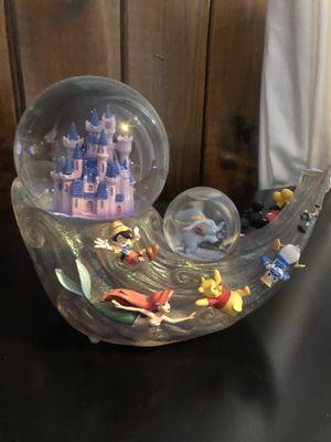 Disney snow globe for Sale in Brooklyn, NY