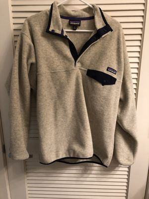 Patagonia Men's Synchilla Snap-T Fleece Pullover for Sale in Alexandria, VA