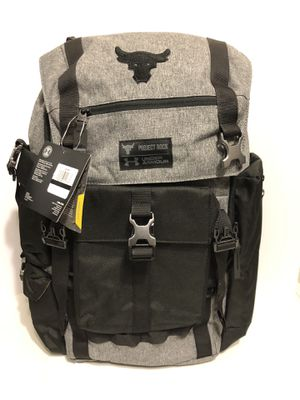 Under Armour Project Rock backpack for Sale in Paramount, CA