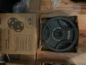 300lb Olympic Weights for Sale in Elkridge, MD