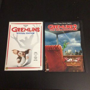 Gremlins & Gremlins 2 The New Batch DVD Movies for Sale in Phoenix, AZ