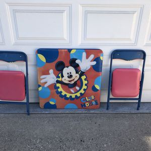 Mickey Mouse Kids Table for Sale in Downey, CA