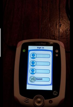 Leapfrog Leappad 2 for Sale in Cleveland, OH