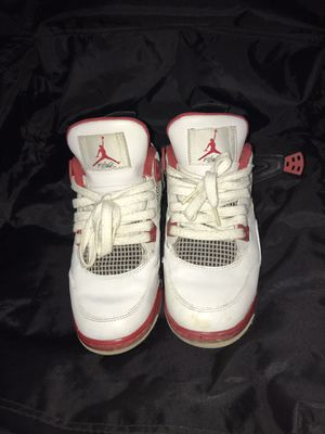 Air Jordan 4 Retro GS 'Fire Red' 2012 for Sale in Kenner, LA