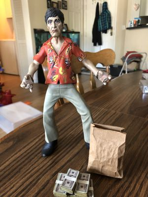 Tony Montana action figure COLLECTABLE for Sale in Dublin, CA