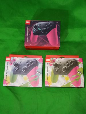 Wireless Pro Controller for Nintendo Switch for Sale in Orlando, FL