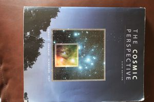 The Cosmic Perspective 6th edition for Sale in Harrisonburg, VA
