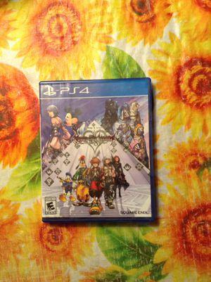 Kingdom Hearts HD II.8 for Sale in Washington, DC