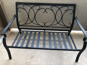 Patio bench for Sale in Las Vegas, NV
