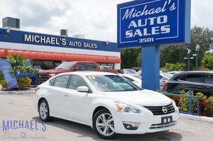 2015 Nissan Altima for Sale in Miramar, FL
