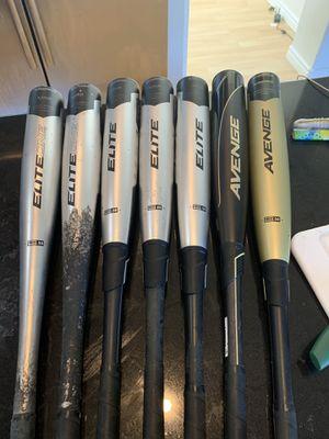 "Baseball Bats (32"",33"",34"") 2019 Models for Sale in Kent, WA"