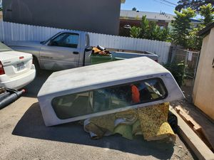 Long bed camper shell. for Sale in Oceanside, CA