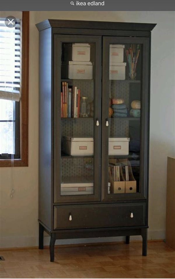 Ikea Edland Wardrobe Armoire Matching Dresser Separate For Sale In Portland Or Offerup