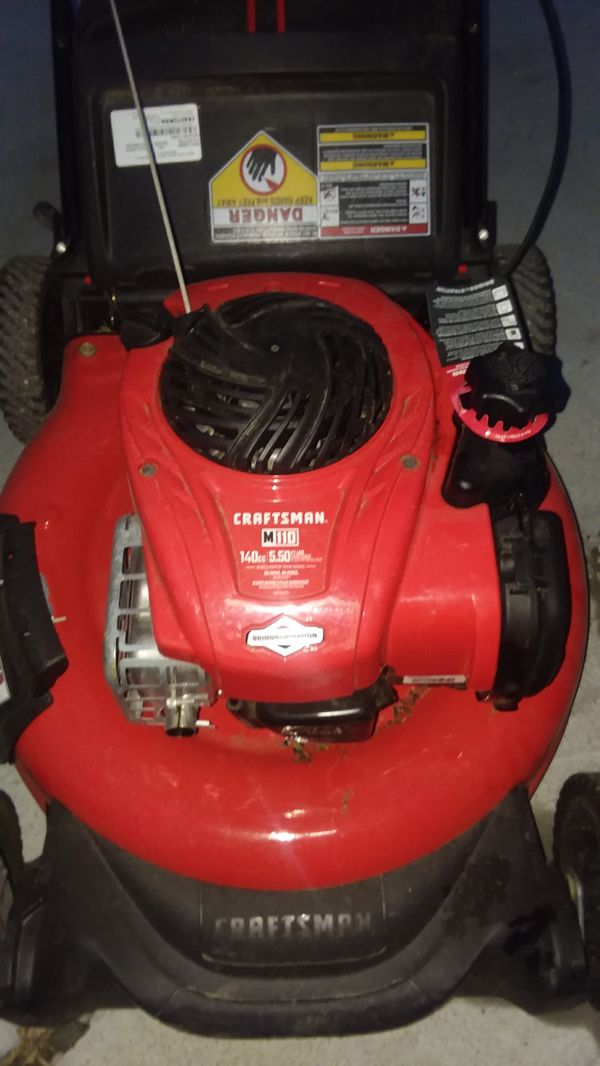 Lawn Mower For Sale Craftsman For Sale In St Louis Mo