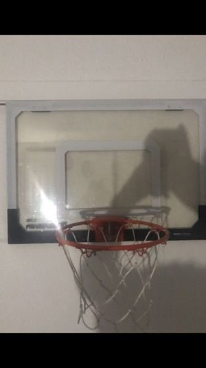 Realistic pro mini basketball hoop for Sale in Chandler, AZ