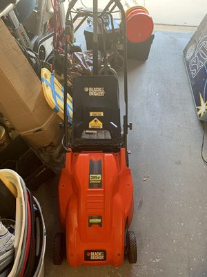 Electric Lawn Mower - Model CM1836 for Sale in Tampa, FL