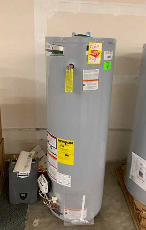NEW AO SMITH WATER HEATER WITH WARRANTY TNP for Sale in Dallas, TX