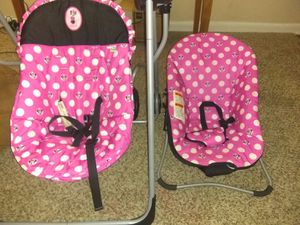 Baby swing and bouncer set for Sale in Smyrna, GA