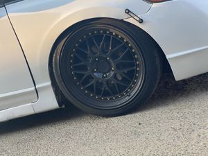Aodhan ah02 Rims 18x8.5 +35 5x114.3 for Sale in Fresno, CA