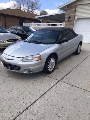 2003 Chrysler Sebring convertible for Sale in Draper, UT