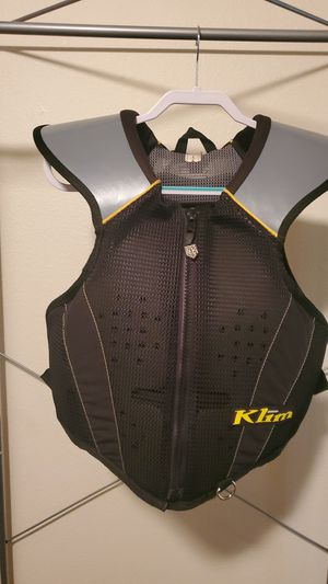Klim snowmobile tek vest. Size LG for Sale in Vancouver, WA