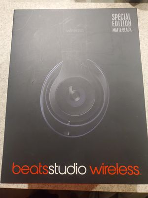 (BOX ONLY) Beats Studio Wireless Box for Sale in Largo, FL