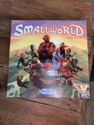 Small world days of wonder board game for Sale in Peoria, AZ