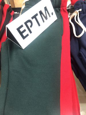 Eptm gucci color cotton track pants for Sale in Tampa, FL