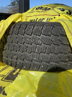 Studded snow tires for Sale in Boring,  OR