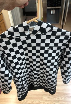 Vans pull over hoodie size Large for Sale in Bowling Green, FL