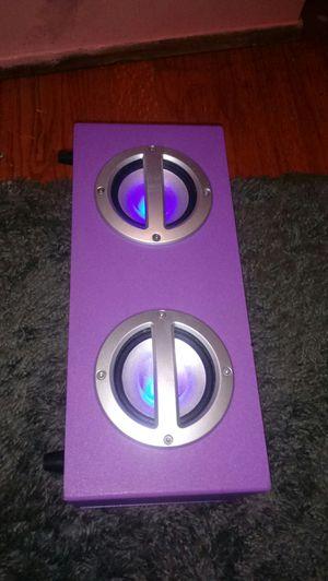 Polaroid LED Bluetooth speaker for Sale in Columbus, OH