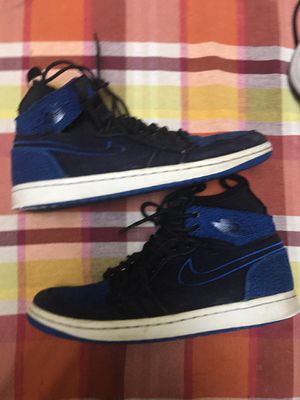 Nike air one retro basketball shoes size 7.5 for Sale in Rancho Cucamonga, CA