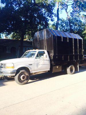 F450 dump truck for Sale in Katy, TX