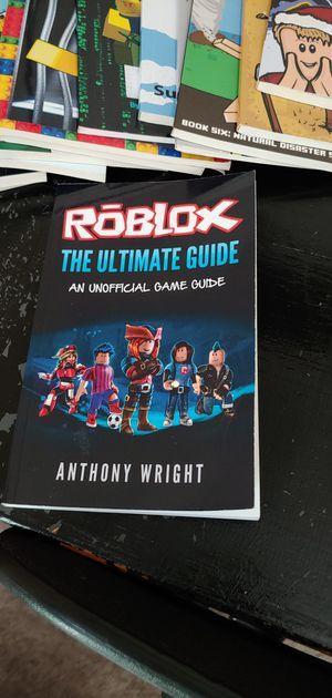 Roblox books for Sale in Methuen, MA