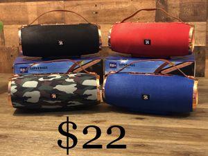 Bluetooth Portable Speaker R8+ for Sale in Montebello, CA