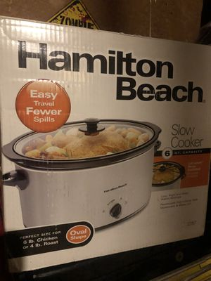 Hamilton Beach Crock Pot / Slow Cooker for Sale in Ontario, CA