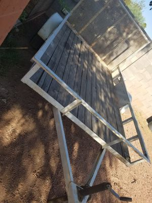 Carson utility trailer 6.5 x 10 for Sale in Phoenix, AZ
