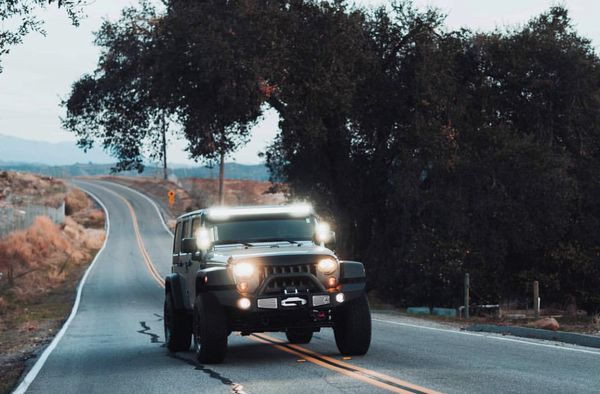 Smittybilt front bumper for Jeep JK/JKU